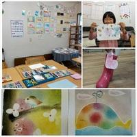 2015.11月 糸島めいてんパステル画教室