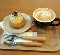CAFEココさんの焼きドーナツ♪