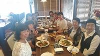 北九州で会長のお誕生日会