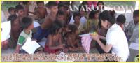 カンボジアの学校支援