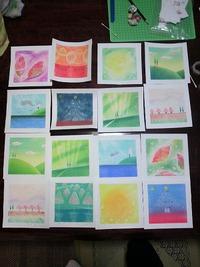 2013・8月 パステル和アート養成講座①