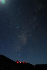 ハレアカラの星空