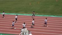 海さん初レース