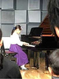 ピアノのクリスマス発表会