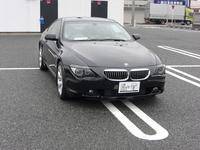 H 様 BMW645i