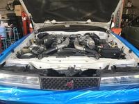 GZ20ソアラ タイミングベルト、エンジン不調