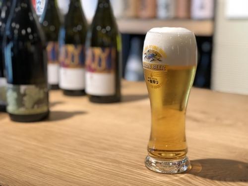 日本一旨い生ビールを目指して!
