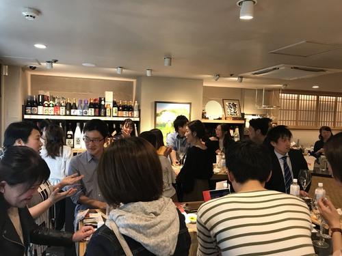 お客様による、お客様のためのお酒の会