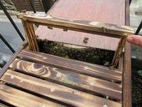 日本ミツバチ 単枠巣箱 2回目内検