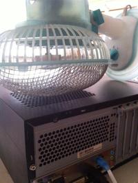 パソコン冷やす雛人形桐箱屋 店長