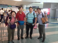 家族だけで憧れの海外旅行