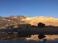 インドヨガ研修の旅 10 ~丘の上の城~