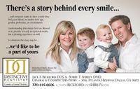 歯医者さんの広告