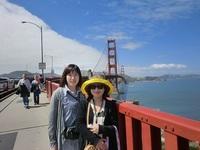 サンフランシスコにて