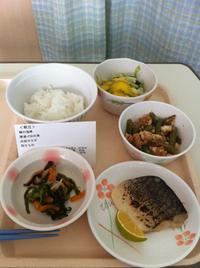 病院食 昼食