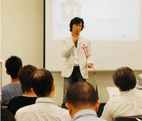 行動科学 石田 淳先生講演会 完了!