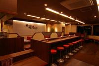 だるまの天ぷら定食・・・