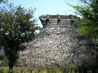 竪穴式住居♪