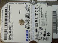 Panasonic CF-W2 HDD換装