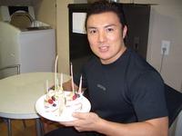誕生日 (写真追加)