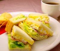 サンドイッチのドリンクセット 今日からフェアです。