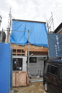 福岡県糟屋郡新宮町の新築工事