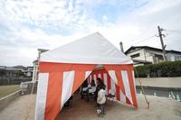 福岡県春日市で地鎮祭を行いました。