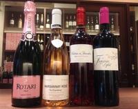 3月のワイン会のワイン入荷!