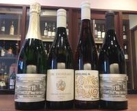 5月のワイン会のワイン