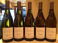 世界遺産の古都の白ワイン