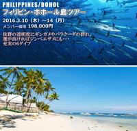 フィリピン・ボホール島ツアー