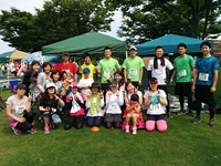 グリーンパークリレーマラソン42.195キロ