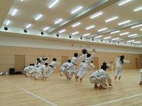 西村誠司組手テクニックセミナー練習試合
