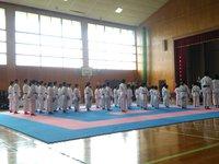 第57回田川市民体育大会空手道競技大会