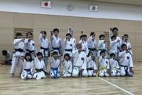 西村誠司組手テクニックセミナー 1月