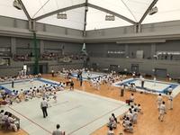 大分市空手道スポーツ少年団強化練習会