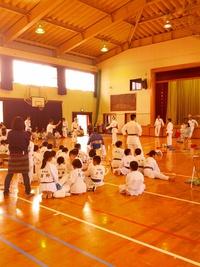 西村誠司組手テクニックセミナー、秋季親善試合