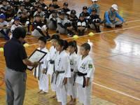 田川市市民体育大会総合開会式