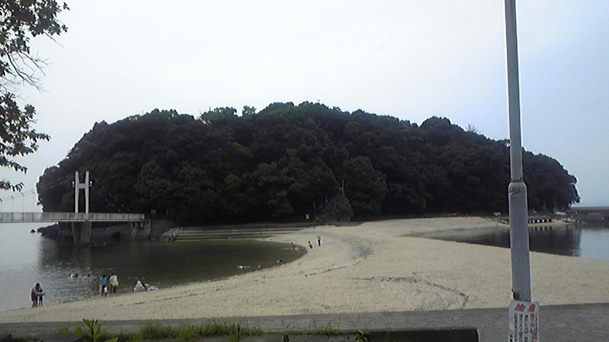 湯の児島〜