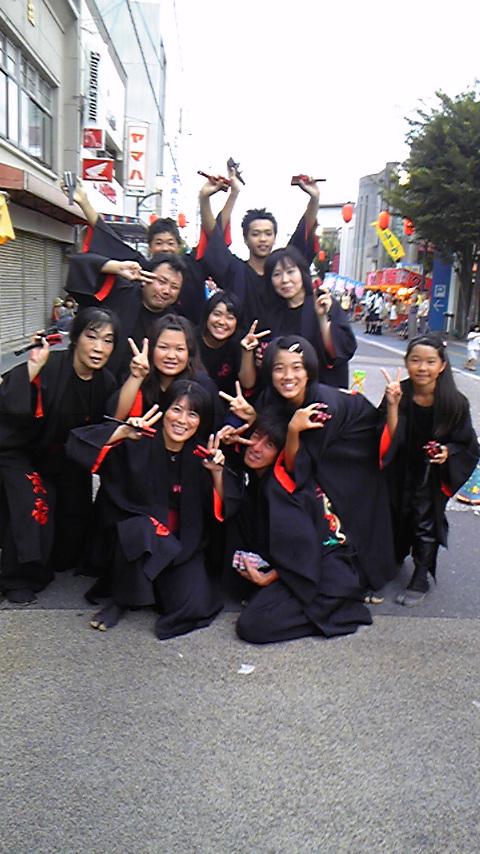恋龍祭《総踊り編》