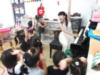 音楽教室 & ボールプール (7月5日)