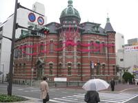 赤煉瓦文化館(旧日本生命九州支社)