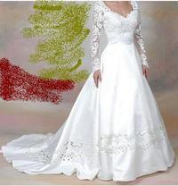 ウエデイングドレス