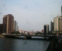 送別会に福岡へ