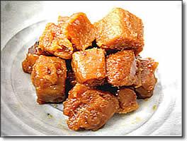 まぐろ角煮(生姜風味)150g