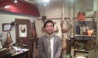 マザーハウスの副社長・山崎さんに会ってきた(福岡)