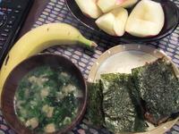 鹿児島での朝ご飯~