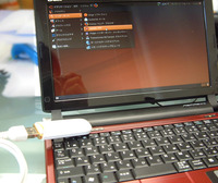 Ubuntu9.04でイーモバイル