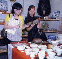 第30回西日本陶磁器フエスタ開催