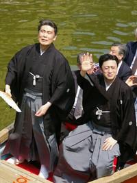 六月博多座大歌舞伎船乗り込み2018(20180530)